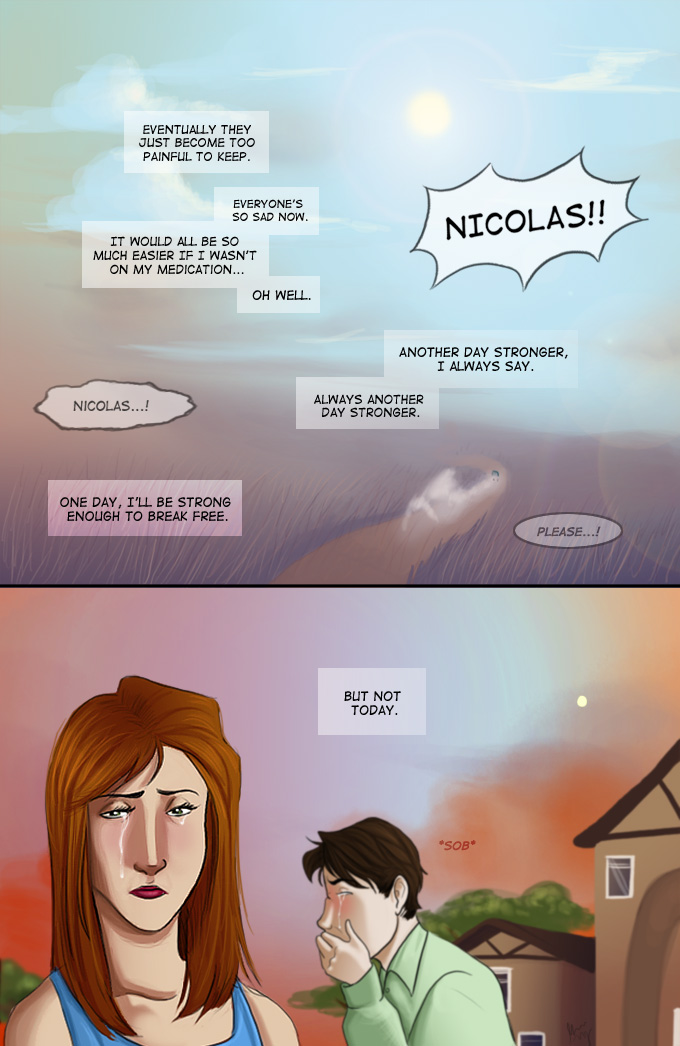 "Page 126: ""Not today"""