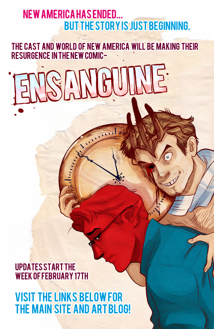Ensanguine Announcement